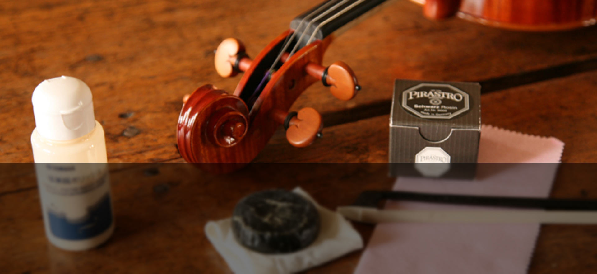 What You Won't Know from Violin Lessons